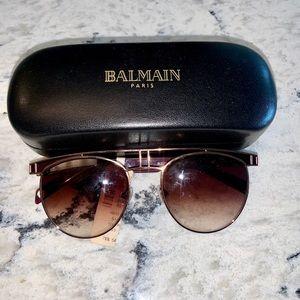 Balmain Authentic Unisex Acetate Sunglasses NWT